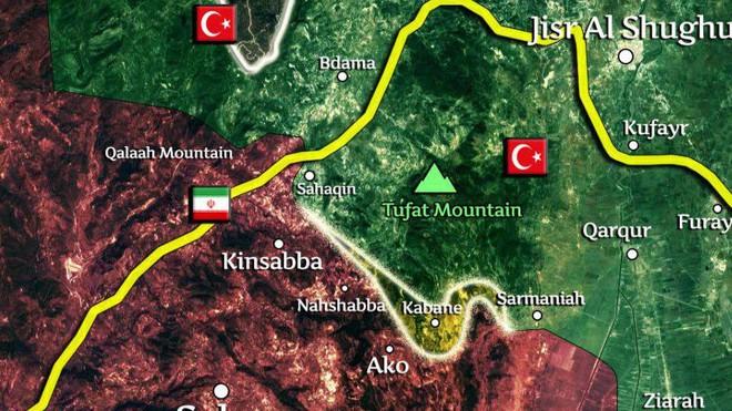 Syria nóng - Máy bay hiện đại nhất Hải quân Mỹ xuất hiện ngoài khơi, thiết giáp Thổ Nhĩ Kỳ thọc sâu tận Hama - Ảnh 1.