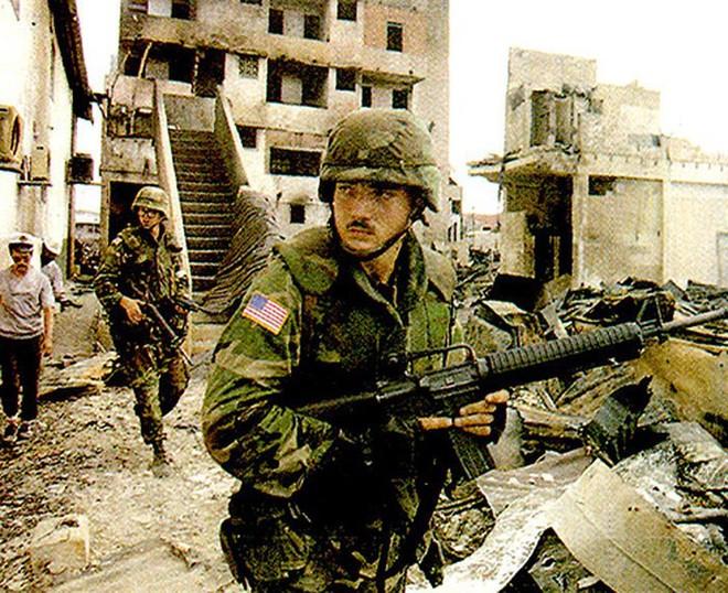 Lật lại vụ can thiệp quân sự tai tiếng của Mỹ vào Panama - Ảnh 3.