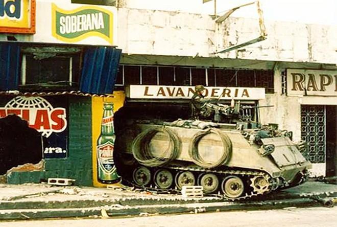 Lật lại vụ can thiệp quân sự tai tiếng của Mỹ vào Panama - Ảnh 4.