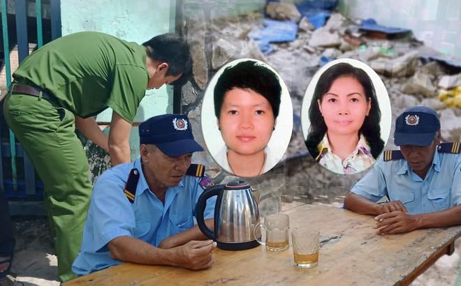 Bắt giữ nhóm nữ nghi can vụ 2 thi thể bị đổ bê tông: Cuộc tẩu thoát bất thành lúc quá nửa đêm