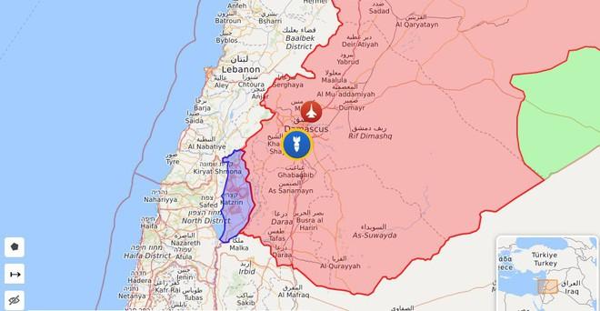 Đầu não Khmeimim bị tấn công, phòng không Nga khai hỏa - Syria đánh chặn tên lửa Israel - Ảnh 12.