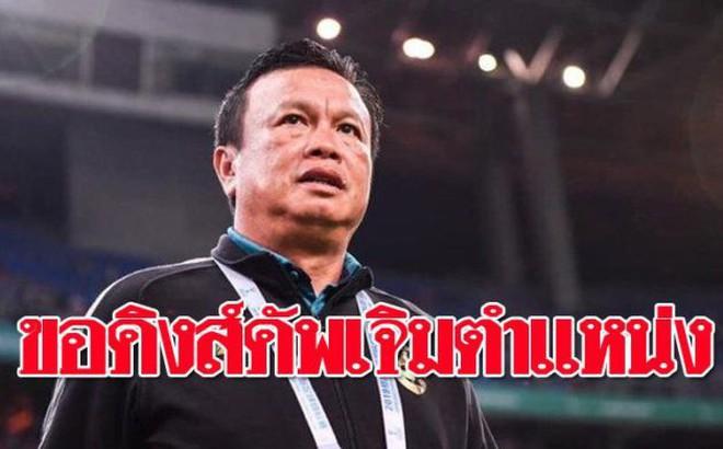 HLV tuyển Thái tuyên bố dốc toàn lực cho mục tiêu hạ Việt Nam, vô địch King's Cup