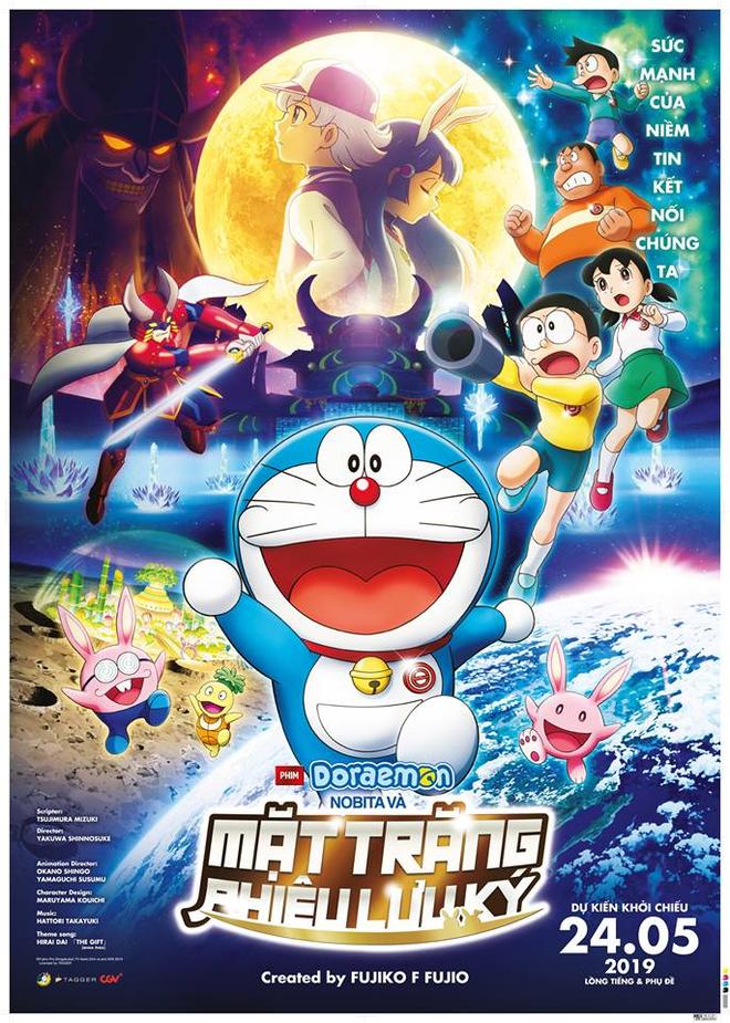 Điểm danh các phần phim về mèo máy Doraemon từng gây bão tại Nhật Bản - Ảnh 8.
