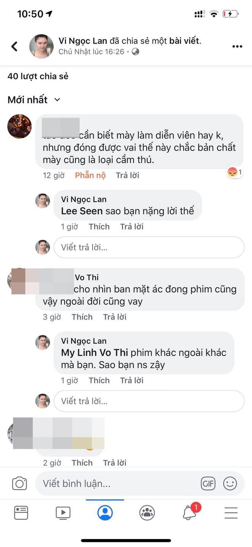 Từ 1 cảnh đánh con chồng, người đẹp Quảng Ninh bị người lạ khủng bố facebook, doạ đánh, chửi rủa - Ảnh 4.