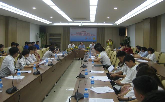 Giáo dục Đại học và Cách mạng Công nghiệp 4.0