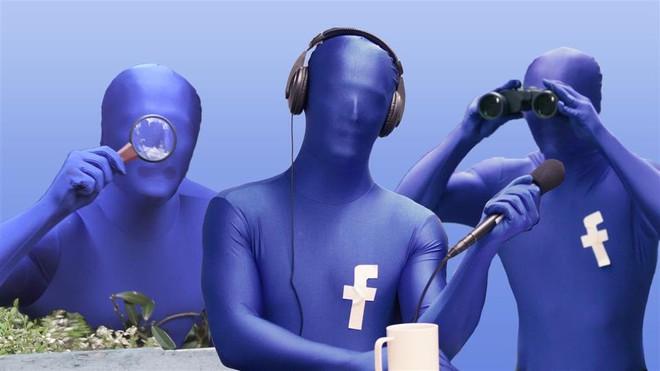 Vừa nói chuyện phút trước, phút sau đã thấy quảng cáo: Facebook đang nghe lén người dùng? - Ảnh 1.
