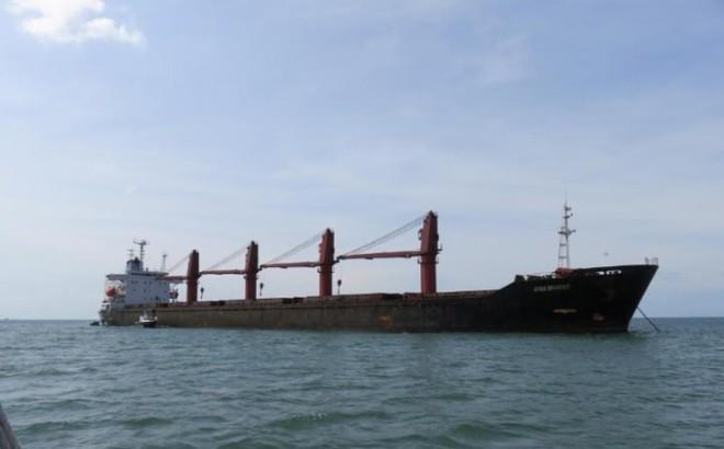 Triều Tiên nhờ Liên Hợp Quốc giúp lấy lại tàu hàng bị Mỹ thu giữ