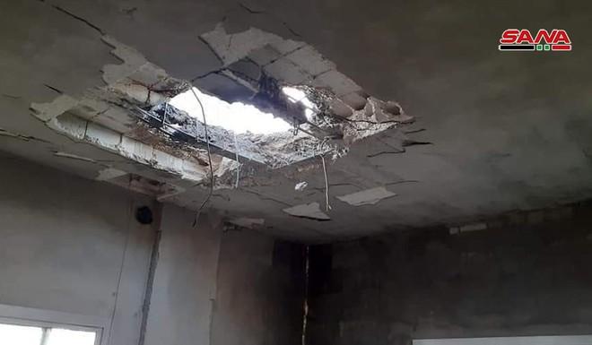 Đầu não Khmeimim bị tấn công, phòng không Nga khai hỏa - Syria đánh chặn tên lửa Israel - Ảnh 6.