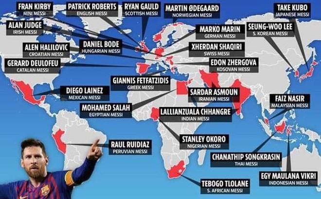 Tờ The Sun 'tước' danh hiệu Messi Việt Nam của Công Phượng, 'trao' cho Chanathip