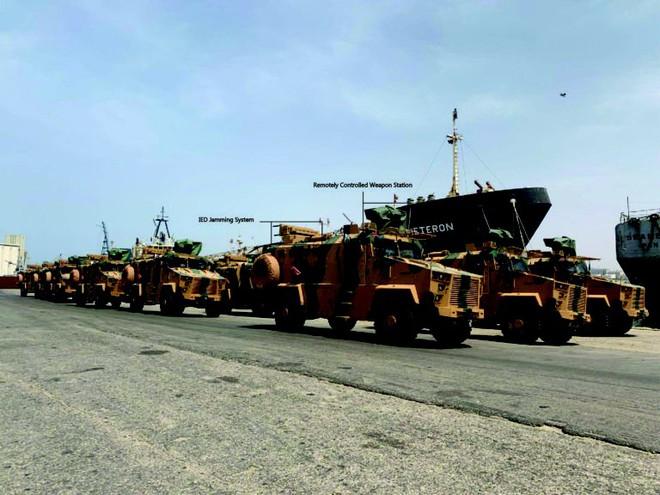 Thổ Nhĩ Kỳ và Qatar ùn ùn bơm hàng cho GNA: Chiến dịch phản công Tripoli khởi động - Ảnh 4.