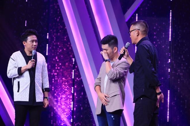 Hương Giang bật khóc nức nở trên truyền hình vì câu nói: Con xin lỗi vì không cho bố một người con dâu - Ảnh 3.