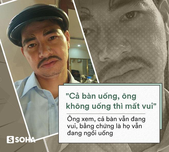 Xuân Bắc bày 10 cách từ chối khi bị ép rượu khiến triệu đàn ông Việt phải suy nghĩ - Ảnh 9.