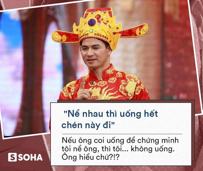 Xuân Bắc bày 10 cách từ chối khi bị ép rượu khiến triệu đàn ông Việt phải suy nghĩ - Ảnh 5.