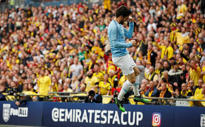 Vùi dập đối thủ như đánh tennis, Man City lập kỷ lục vô tiền khoáng hậu ở nước Anh