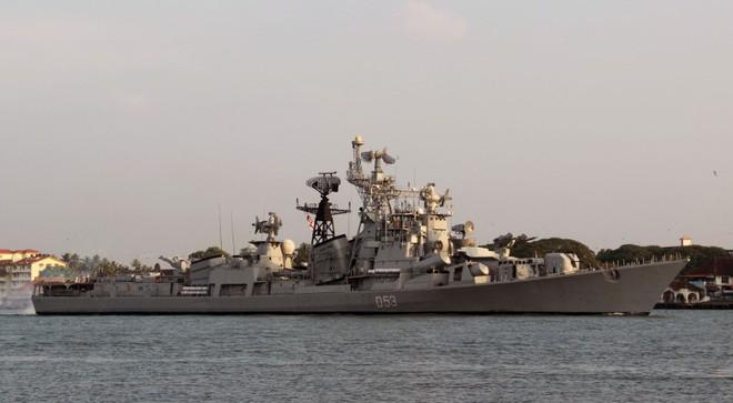 Việt Nam có cơ hội được sở hữu tàu khu trục từ Ấn Độ: Nâng cấp, trang bị vũ khí hiện đại? - Ảnh 1.