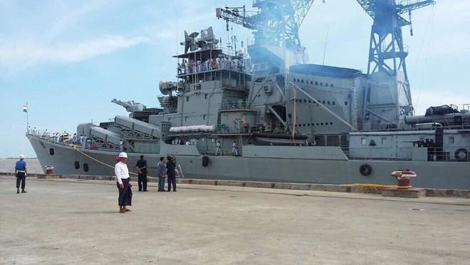 Việt Nam có cơ hội được sở hữu tàu khu trục từ Ấn Độ: Nâng cấp, trang bị vũ khí hiện đại? - Ảnh 3.