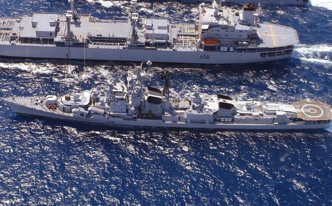 Việt Nam có cơ hội được sở hữu tàu khu trục từ Ấn Độ: Nâng cấp, trang bị vũ khí hiện đại?