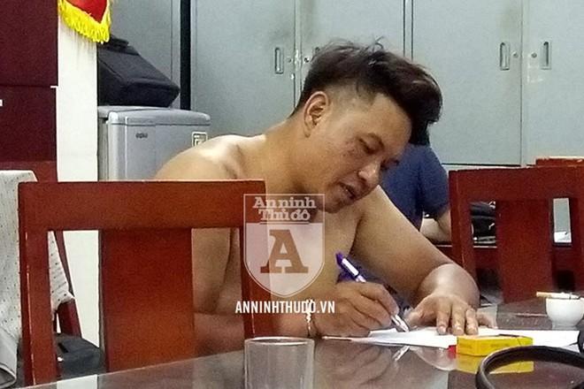 Kẻ giết người tàn bạo ở huyện Mê Linh bị Cảnh sát Hình sự Đặc nhiệm Hà Nội bắt thế nào? - Ảnh 1.