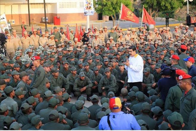 Đối thoại hai bên Venezuela ở Na Uy mới ở giai đoạn thăm dò - Ảnh 1.