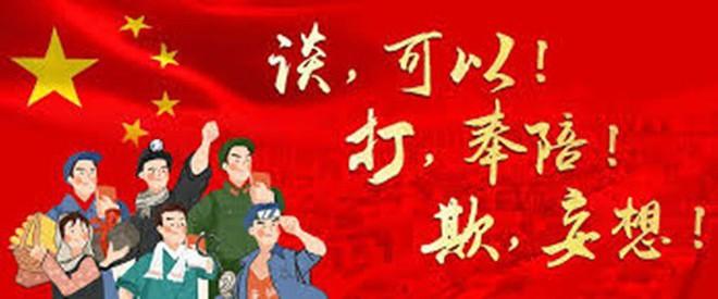Cuộc chiến giữa Trung Quốc và Mỹ đã lan sang lĩnh vực tuyên truyền và văn hóa - Ảnh 1.