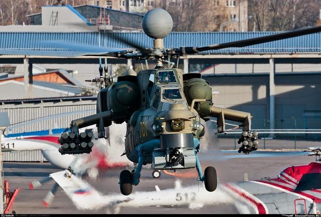 Không quân Nga lột xác khi được bổ sung 100 trực thăng tấn công Mi-28NM - Ảnh 1.