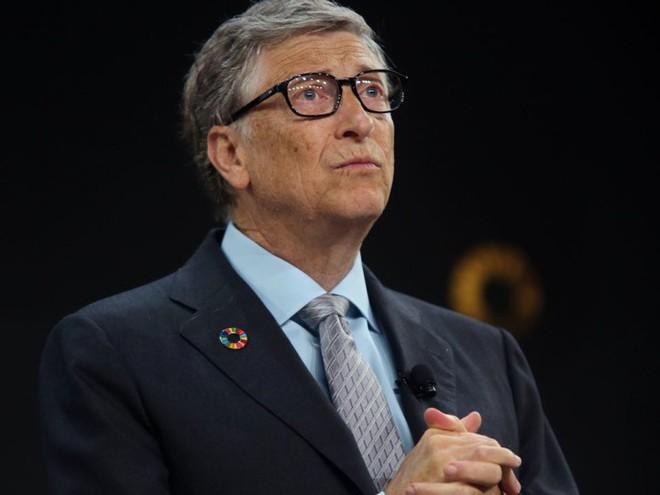 Những sự thật bất ngờ về tỷ phú công nghệ Bill Gates và khối tài sản kếch xù của ông - Ảnh 1.