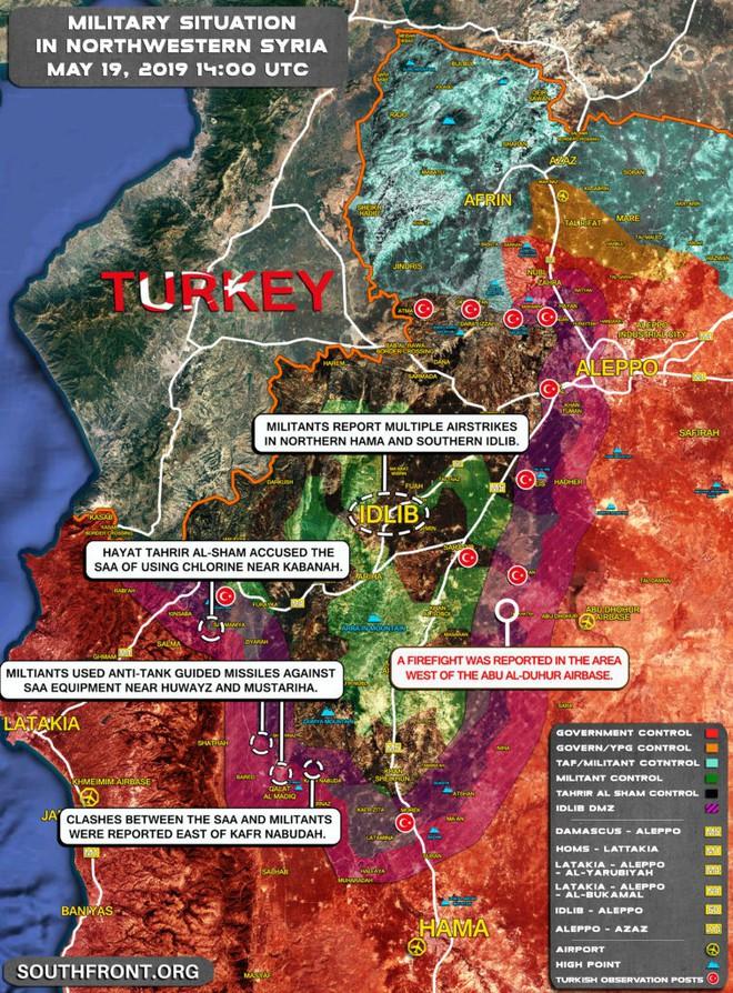 Ngòi nổ để Mỹ và phương Tây tấn công Syria đã bùng phát - Ảnh 4.