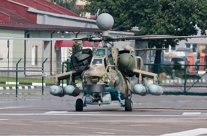 Không quân Nga lột xác khi được bổ sung 100 trực thăng tấn công Mi-28NM - Ảnh 12.