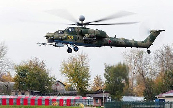 Không quân Nga lột xác khi được bổ sung 100 trực thăng tấn công Mi-28NM - Ảnh 13.
