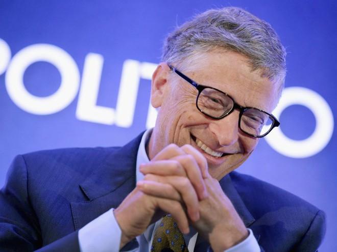 Những sự thật bất ngờ về tỷ phú công nghệ Bill Gates và khối tài sản kếch xù của ông - Ảnh 3.