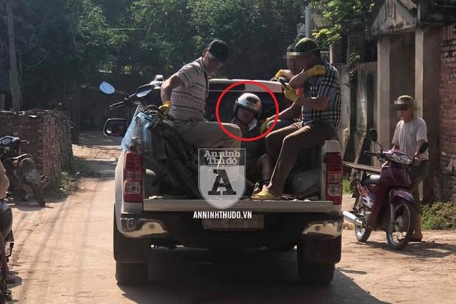 Kẻ giết người tàn bạo ở huyện Mê Linh bị Cảnh sát Hình sự Đặc nhiệm Hà Nội bắt thế nào? - Ảnh 4.