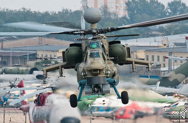 Không quân Nga lột xác khi được bổ sung 100 trực thăng tấn công Mi-28NM - Ảnh 4.