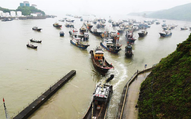 Trung Quốc ngang nhiên đơn phương cấm đánh bắt cá ở Biển Đông