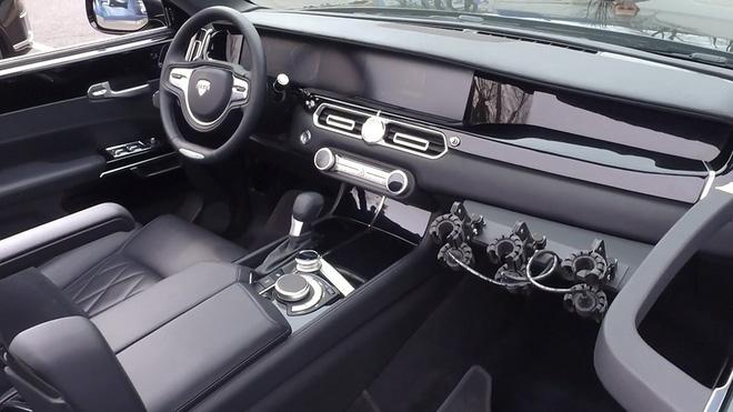 Điểm đặc biệt của siêu xe sẽ xuất hiện trong lễ diễu binh Ngày Chiến thắng của TT Putin - Ảnh 3.