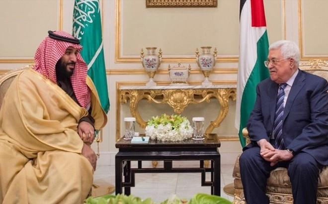 """Saudi """"ra giá"""" 10 tỉ đô để Palestine đồng ý thoả thuận thế kỷ của Mỹ"""