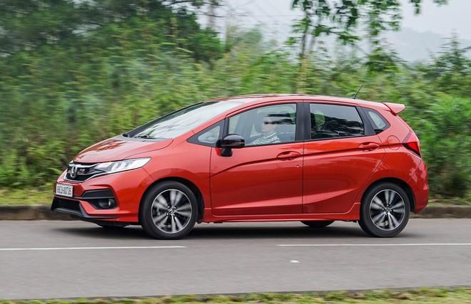 Đầu tháng 5: Hyundai Accent 2019 tăng giá nhẹ, Honda Jazz khuyến mại 40 triệu đồng - Ảnh 4.