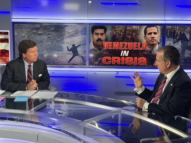 Nga đã triển khai tên lửa hạt nhân tới Venezuela? - Ảnh 1.