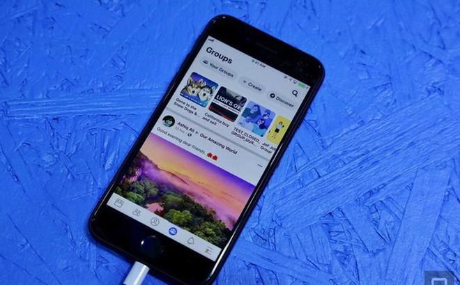 Cận cảnh giao diện mới của Facebook: Tưởng không đẹp mà đẹp không tưởng