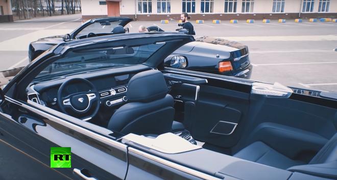 Điểm đặc biệt của siêu xe sẽ xuất hiện trong lễ diễu binh Ngày Chiến thắng của TT Putin - Ảnh 1.