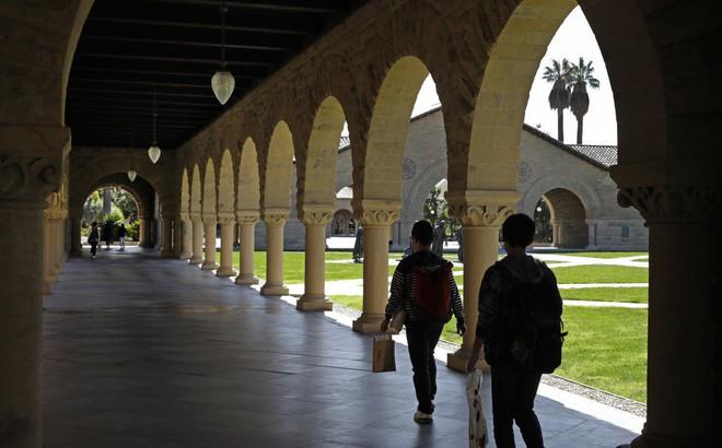 """Đường dây """"chạy trường"""" Đại học tại Mỹ: Đại gia Trung Quốc đứng đầu bảng chi tiền"""