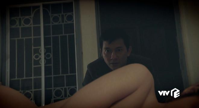Ghê rợn những biểu cảm quái đản của Doãn Quốc Đam trong phim Mê cung - Ảnh 1.