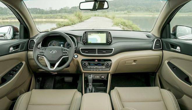 Tăng giá 50 triệu đồng so với bản cũ, Hyundai Tucson 2019 có gì? - Ảnh 5.