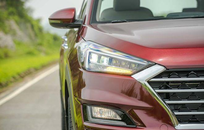 Tăng giá 50 triệu đồng so với bản cũ, Hyundai Tucson 2019 có gì? - Ảnh 2.
