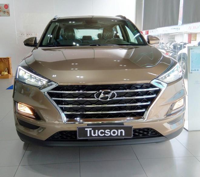 Tăng giá 50 triệu đồng so với bản cũ, Hyundai Tucson 2019 có gì? - Ảnh 1.