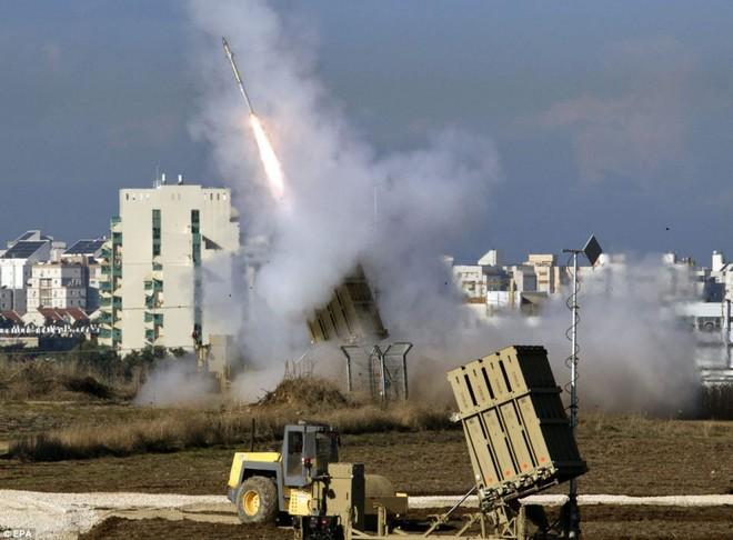 Thế giới phải ngả mũ bái phục hệ thống Iron Dome của Israel: Tại sao? - Ảnh 3.