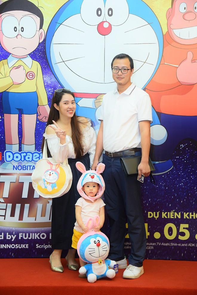 Jun Vũ và dàn nghệ sĩ Việt dự công chiếu phim Doraemon - Ảnh 4.