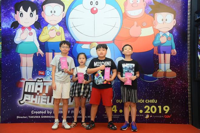 Jun Vũ và dàn nghệ sĩ Việt dự công chiếu phim Doraemon - Ảnh 5.