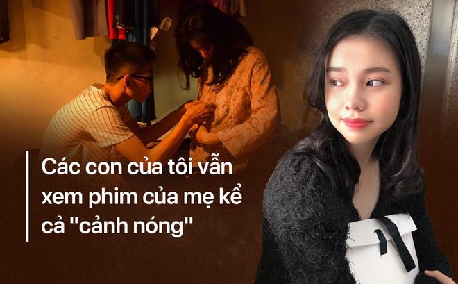 """Thanh Hương nói gì về cảnh """"nhạy cảm"""" của nữ diễn viên 13 tuổi khiến phim vừa bị yêu cầu dừng chiếu ở rạp?"""