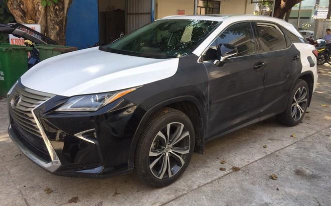 Chạy xe Meredes từ Hà Nội vào Đà Nẵng trộm xe Lexus