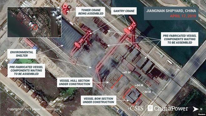 Kế hoạch đóng tàu sân bay và chiến lược hải quân viễn dương của Trung Quốc - Ảnh 1.